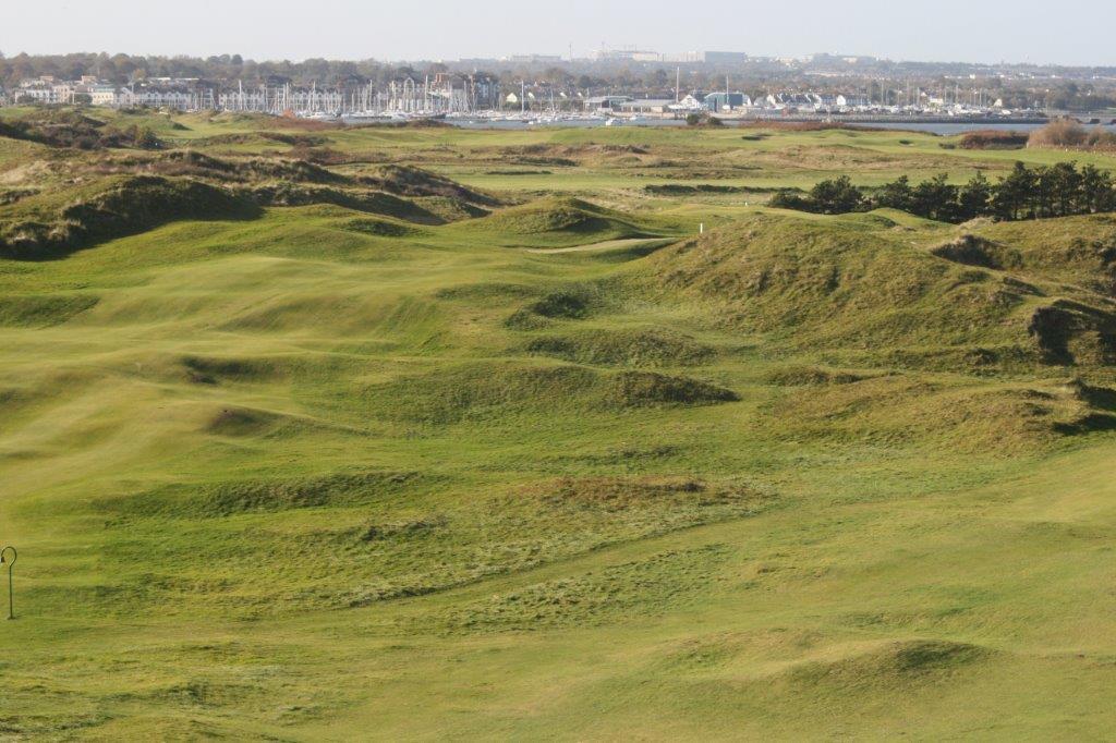Campo de golf de The Island en Irland