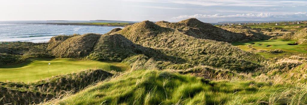 Campo de Trump International Golf Links (Doonberg) en Irlanda