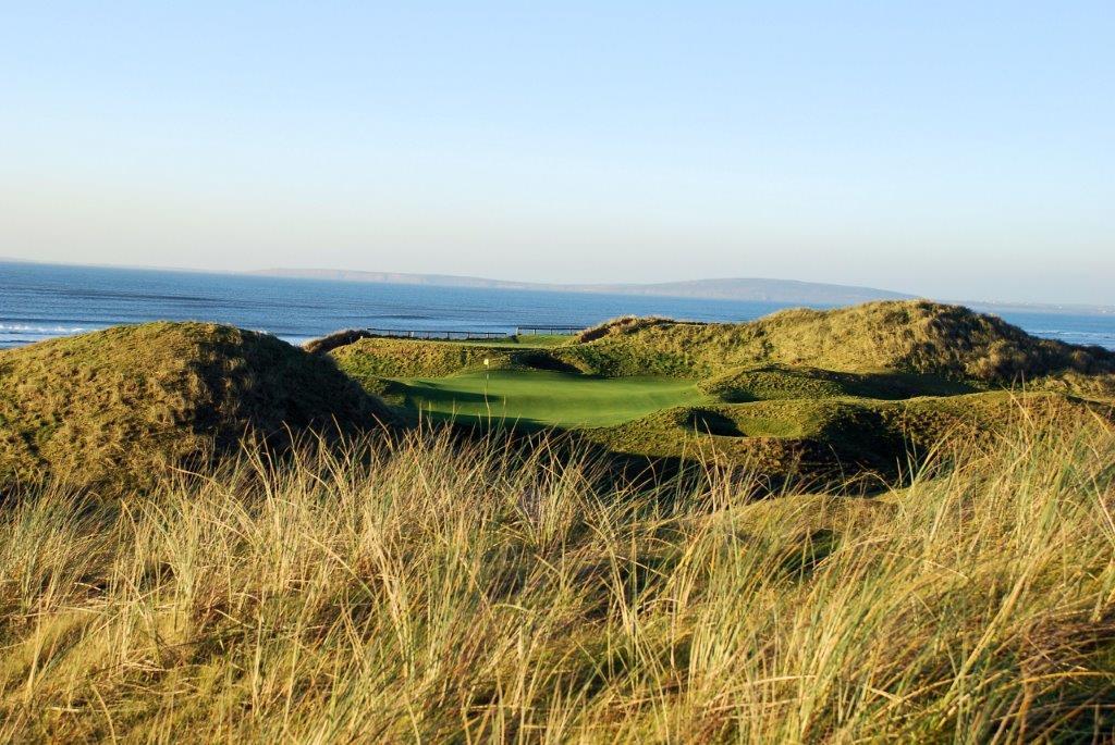 Campo de golf de Ballybunion (Old) en Irlanda