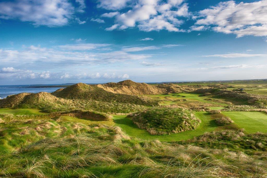 Campo de golf de Doonberg (Trump International) en Irlanda