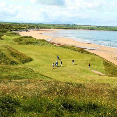 Campos de golf en Irlanda