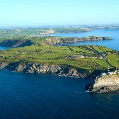 Videos del campo de golf en Irlanda