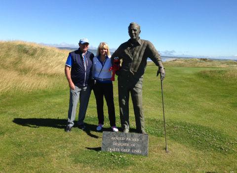 Un sobresaliente bien merecido. Golf en Irlanda