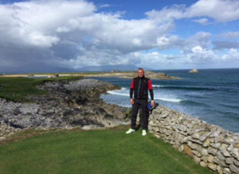 Nuestra estancia fue perfecta. Golf en Irlanda
