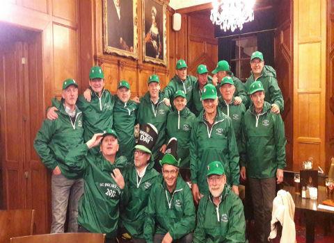Vuestra organización ha sido perfecta. Golf en Irlanda