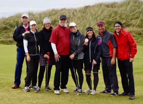 Un buen viaje, todo perfecto. Golf en Irlanda