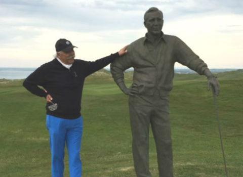 Gracias por su impecable organización. Golf en Irlanda
