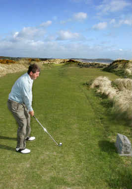Golf en Irlanda destination