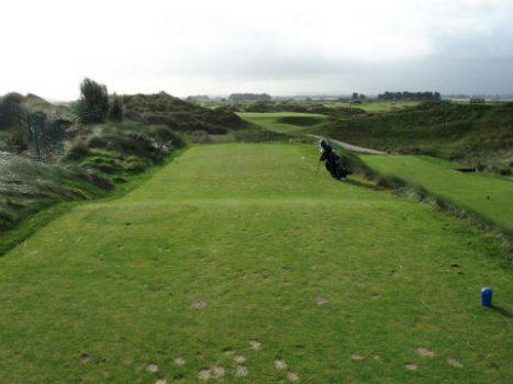 Hermosos campos de golf