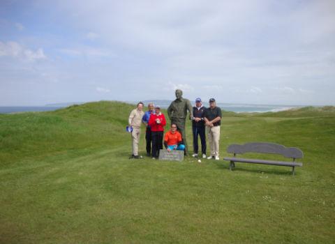 Unas excelentes vacaciones de golf
