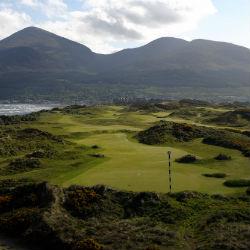 Videos Golf Norte de Irlanda